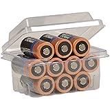 Duracell CR123-BU-10 Photobatterien (10 Stück, 3V)