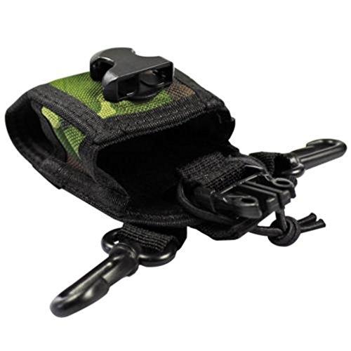 Almencla 3in1 Multifunktions Radio Tasche Halter Tasche (Gps-handheld Benutzt)