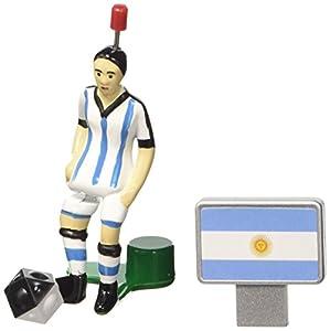 Mieg Tipp Kick Star-Kicker Argentinien inkl. Torwandbox und Soundchip