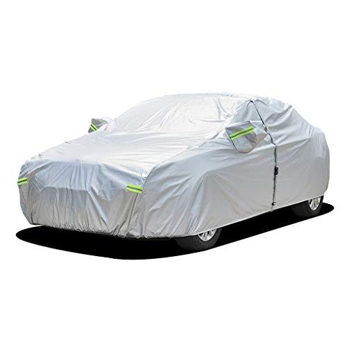 Yuany Autoabdeckung Kompatibel mit Nissan Qashqai Autoabdeckung Autoabdeckung Regenschutz Staubschutz Sonnenschutz Isolierung Reißfeste Autoabdeckung