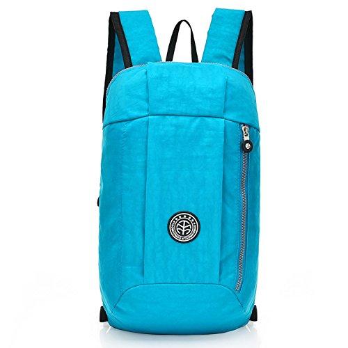 Outreo Bolso Impermeable Mochilas Sport Casual Daypack Mujer Bolsas de Viaje Ligero Escolares Libro Colegio Backpack Escuela Bolsos de Moda