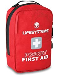 Lifesystems Pocket First Aid Kit - Red