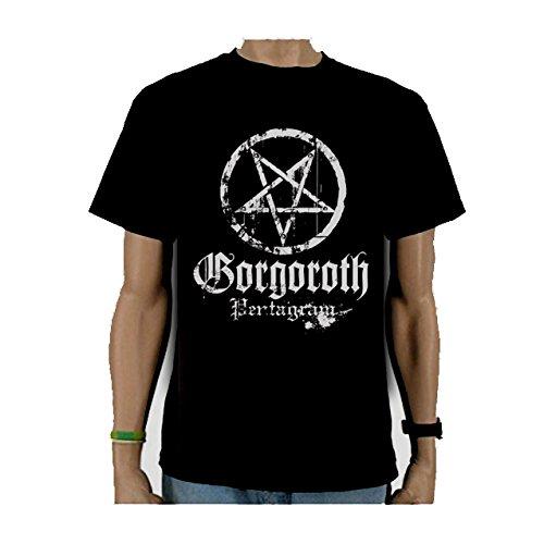 Gorgoroth Pentagram T-Shirt L
