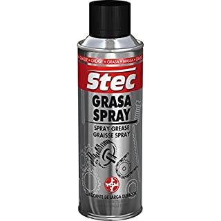 Fat in STEC Spray 500ml.)-Long Life and Fast Drying-Perfect Anchor-Lubricant for Industry, Household and automotive