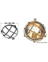 LAMP. Tortue ronde mm 215Cod: 32.202.70europump