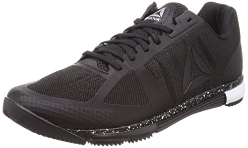 Reebok Speed TR, Scarpe da Fitness Uomo, Nero (Black/White 000), 41 EU