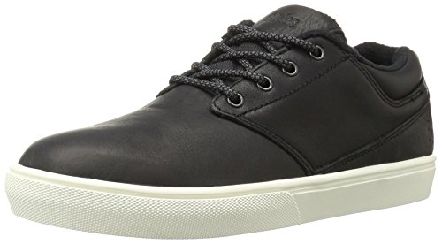 Etnies Jameson Mt Hommes Baskets Black White