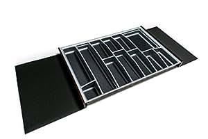 lana solution besteckkasten schublade 80er einsetzbar. Black Bedroom Furniture Sets. Home Design Ideas