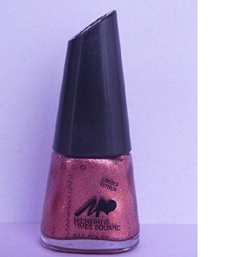 Manhattan Times Square (Manhattan 001 Cheers Midnight Time Square Nail Polish Limited Edition Kupfer)