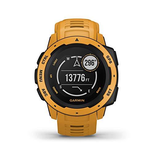 Zoom IMG-1 garmin instinct smartwatch giallo gps