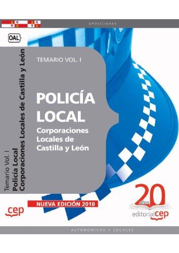 Descargar Libro Policía Local Corporaciones Locales de Castilla y León. Temario Vol. I. (Colección 523) de Sin datos