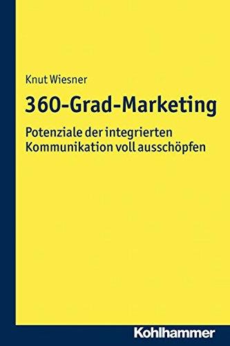 360-Grad-Marketing: Potenziale der integrierten Kommunikation voll ausschöpfen