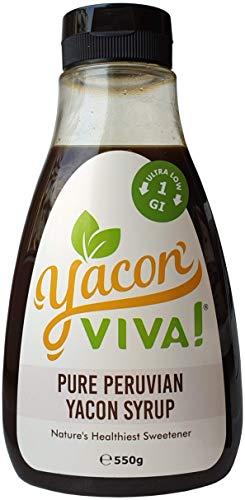 YaconViva! Original Yacon-Sirup aus Peru -550g