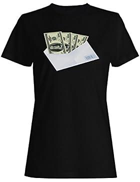 Novedad camiseta de las mujeres a528f