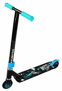 Stunted Boy's Stunt Scooter - Blue/Black