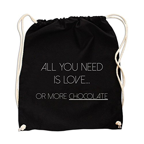 all-you-need-is-love-or-chocolate-gym-bag-black