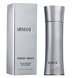 Giorgio Armani Code Ice Pour Homme EDT 75ml with Ayur Product in Combo