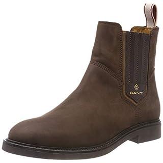 GANT Footwear Damen Ashley Chelsea Boots, Braun (Dark Brown G46), 38 EU