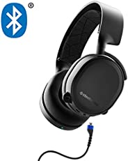 SteelSeries Arctis 3 Bluetooth - Wired Gaming Headset + Bluetooth - for Nintendo Switch, PC, PlayStation 4, Xb