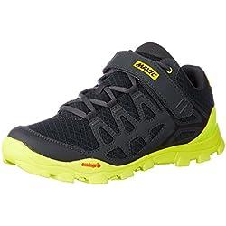Mavic Crossride - Zapatillas Hombre - Verde/Negro Talla del Calzado UK 8 | EU 42 2018