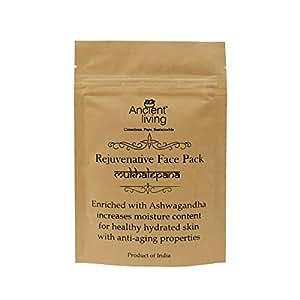 Ancient Living Rejuvenative Face Pack, 40g