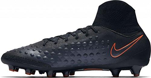 Nike Magista Orden Ii Ag-Pro, Chaussures de Football Homme Noir