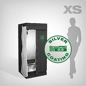 Growbox GrowPRO 2.0 XS 60x60x140cm - idealer Growschrank / Growzelt für Homegrow