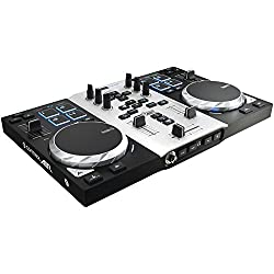 Hercules DJControl AIR S series, USB DJ Controller with 8 Progressive Pads and