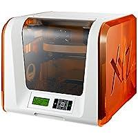 XYZ Printing da Vinci Jr. 1.0 3D printer (fully assembled), FREE for: £12 300g PLA filament, £15 maintenance tools, modelling software, and video tutorials, 15x15x15cm Built Vol, Auto Leveling - ukpricecomparsion.eu