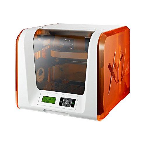 XYZprinting Stampante 3D da Vinci Jr. 1.0 (interamente Assemblata), Vol. Build 15 X 15 X 15 Cm, Livellamento Automatico