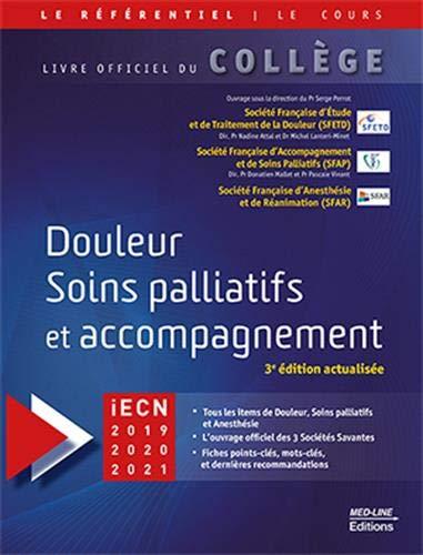 Douleur, soins palliatifs et accompagnement par  (Broché - Jan 10, 2019)