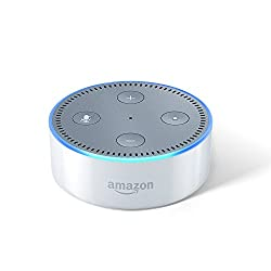 Echo Dot (Includes 1 Year Prime Membership) - White