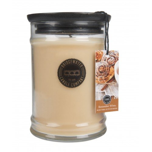 Bridgewater Candles - Remember When - Duftkerze im Glas RAUMDUFT Kerze 145h 524g