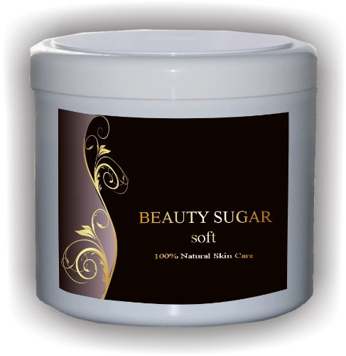 Beauty Sugar SOFT Zuckerpaste zur Haarentfernung - 500g Sugaring