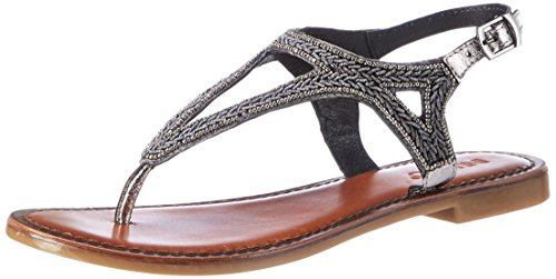 Pewter Infradito Donna Silber Inuovo 7215 Bg4q5aP