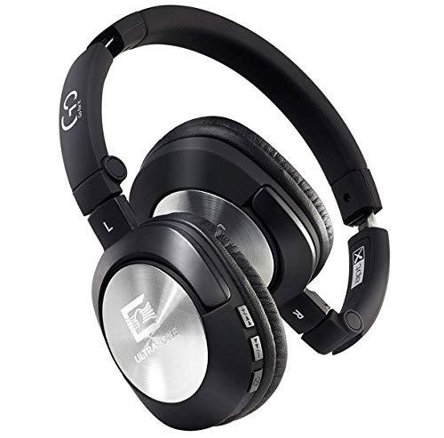 Ultrasone GO Bluetooth Kopfhörer + keepdrum Verlängerungskabel 3, 5mm - 3