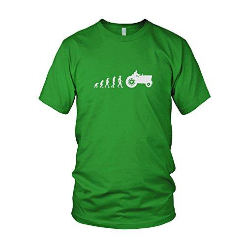 Traktor Evolution - Herren T-Shirt Grün