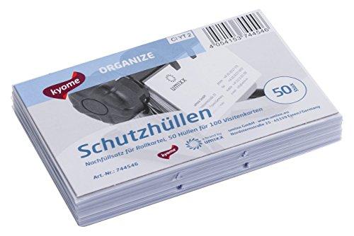 kyome 744546 Nachfüllsatz Rollkartei