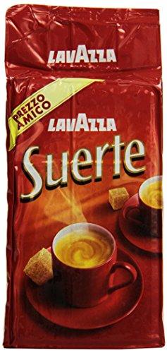 Lavazza SUERTE 250g Espresso gemahlen