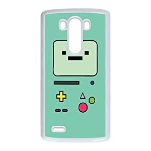 Adventure Time Beemo LG G3 Cell Phone Case White DIY GIFT pp001_8195093