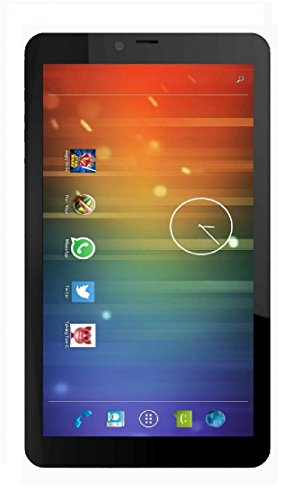 Vox V105 Tablet (4GB, 7 Inches, WI-FI) Black & White, 512MB RAM Price in India