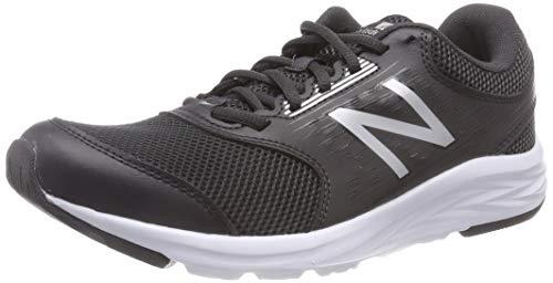 New Balance 411, Zapatillas de Running para Mujer, Negro Black/Silver, 40 EU