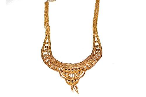 bollywood-schmuck-maruti-gold-collier-4-teilig-farbe-gold-ae126