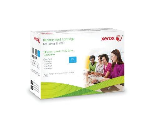 Preisvergleich Produktbild XEROX Original Toner cyan fuer HP CLJ5500 alternativ zu C9731A 12000Seiten