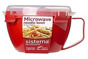 Sistema vd611093 ciotola con maniglia per microonde for Per cucinare 94