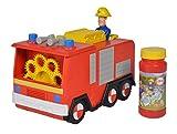 Simba 109252294 Feuerwehrmann Sam Seifenlasen Jupiter, Mehrfarbig