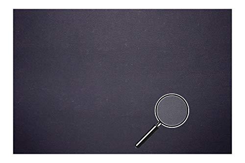 in-outdoorshop Kydex® Thermoplastische Platten für den Messerbau, 600 mm x 300 mm x 2,03 mm, schwarz calkutta black 1 Platte