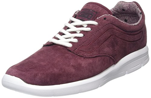 Vans ISO 1.5, Zapatillas Unisex Adulto, Rojo (Tweed Dots Burgundy/True White), 36.5 EU