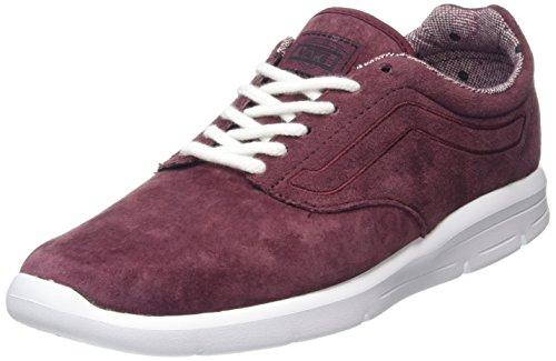 vans-unisex-erwachsene-iso-15-low-top-rot-tweed-dots-burgundy-true-white-39-eu