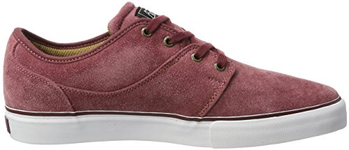 Globe Herren Mahalo Sneaker Rot (Burgundy)